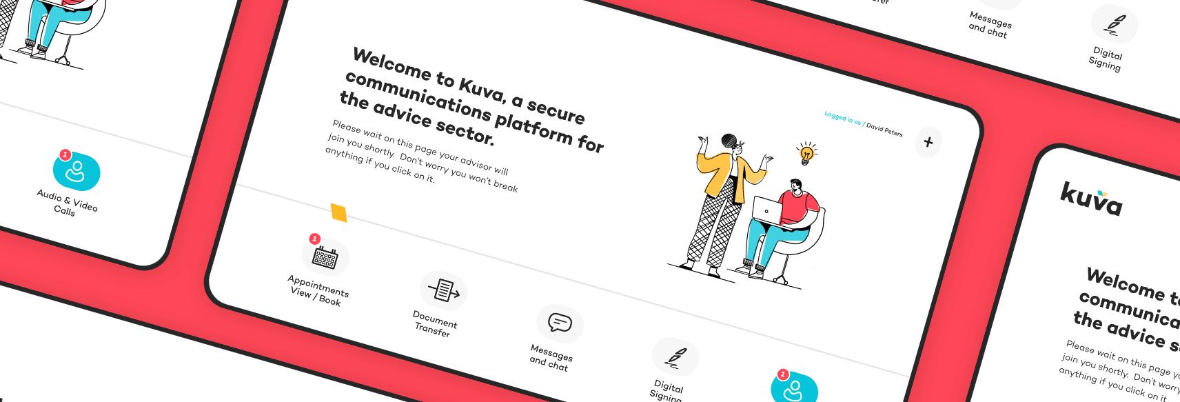 Kuva launch press release